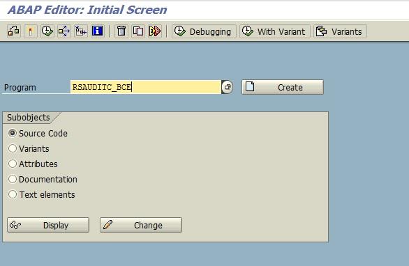 SAP Transaction Status is : LOCK or UNLOCK ?