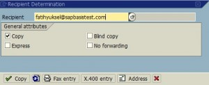Send SAP Spool Output via E-Mail 03