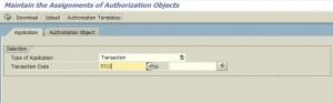 "Find ""Authorization Object"" for any Transaction Code"