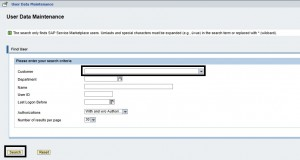 List All Registered S-Users in SAP