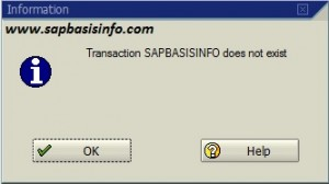 Enable SAP Message Notifications