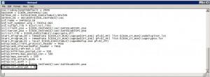 SAP Web Dispatcher SSL Parameter : wdisp/ssl_encrypt = 1 or 0