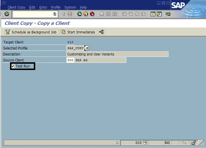 Find Size of the SAP Client | SAPBASISINFO
