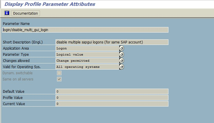 Multi Logon to SAP system | SAPBASISINFO
