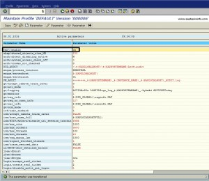 Activating Virtual Machine Container on SAP ABAP System