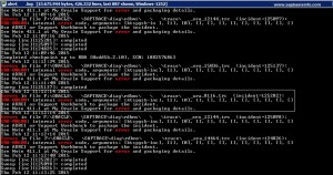 SAP system's Oracle Table Corruption - DBIF_RSQL_SQL_ERROR