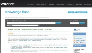 VMware vSphere Host Monitoring Interface for Linux SAP Systems