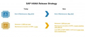 SAP HANA Release Strategy