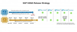 SAP HANA Release Strategy for HANA1.0 and HANA 2.0