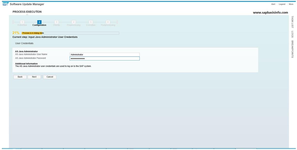 SAP Landscape Management 3 0 (SAP LAMA) Installation