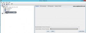 Adding Server Node in JAVA Stack