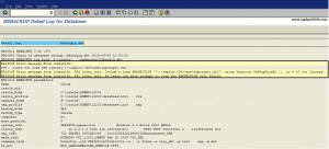 """BRTOOLS Actions """"could not load SSF library"""" Warning"""