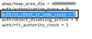Authorizations tab is  missing in PFCG transaction