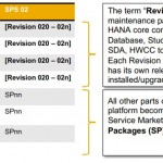SAP HANA 2.0 Revision Strategy